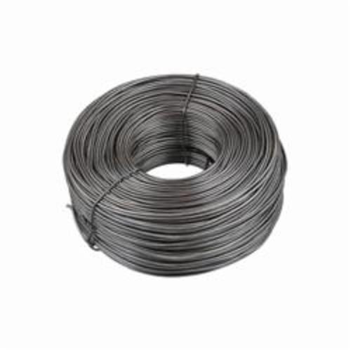 Dottie 5030 Tie Wire, 16-1/2 gauge, Annealed Black, Steel