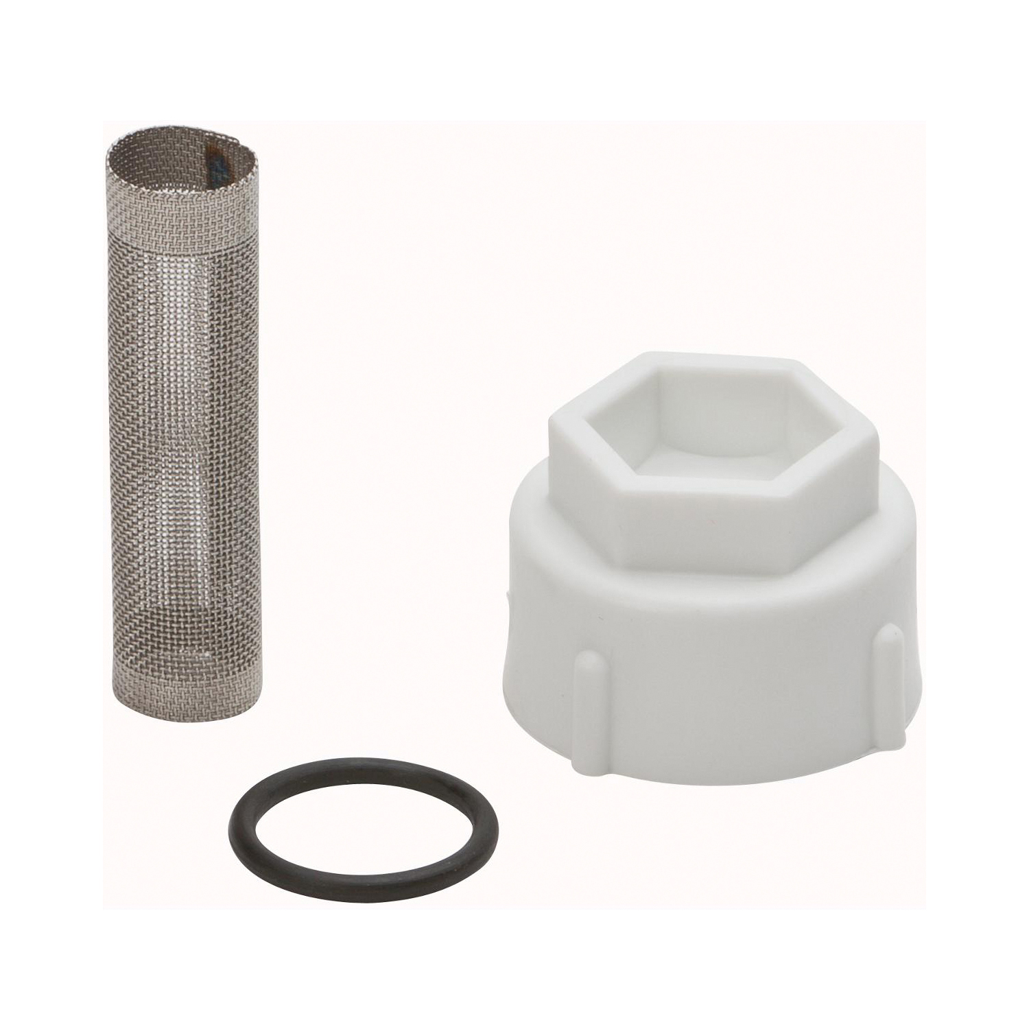 Elkay 98169C LKC/HT Replacement Solenoid Cap/Screen/O-Ring Kit, For Use With LKC Series Classroom/Institutional Faucet, Hasley Taylor Water Cooler