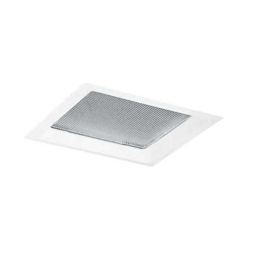 Juno 25 BWH 25 Series Downlight Straight Baffle Trim, 7-5/8 in OD, Halogen Lamp
