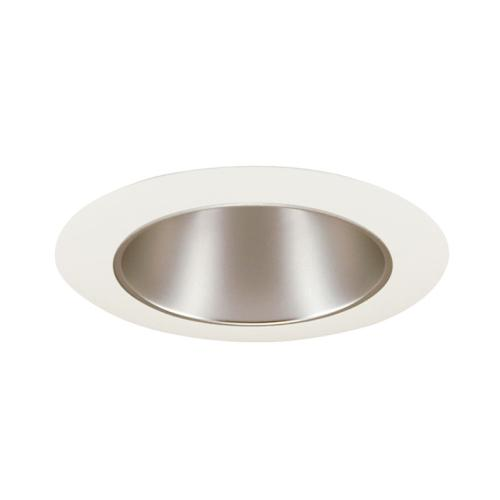 Juno 17 CWH 17 Series Downlight Line Voltage Cone Trim, 5 in OD, Incandescent Lamp