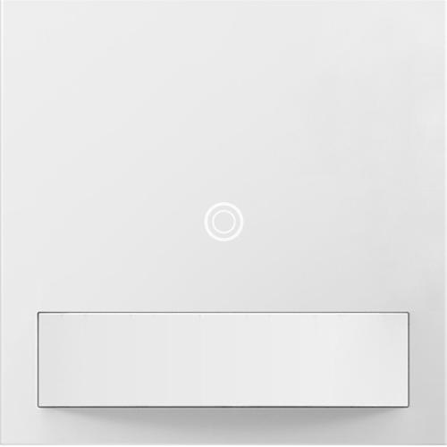 Legrand Adorne ASVS12-W4 Motion Sensor Switch, Manual-On/Auto-Off