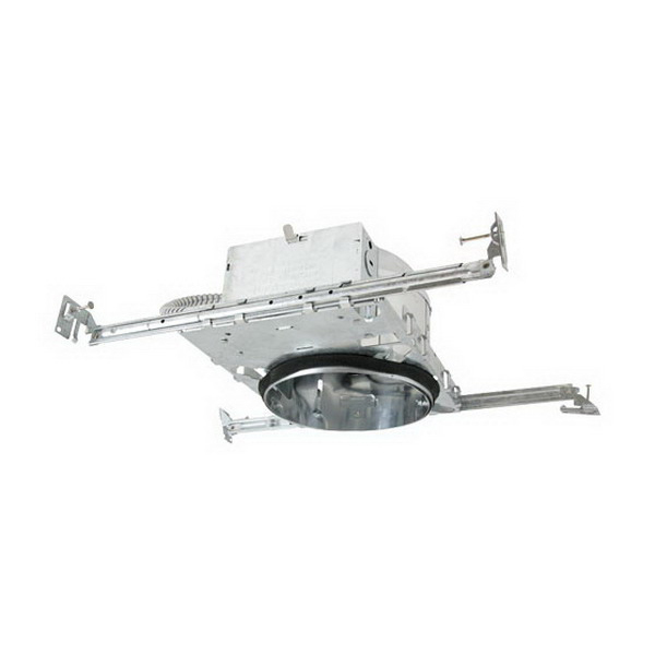 Elite Lighting B26IC-AT-W Air-Shut Shallow Housing With Quick Connect, R/PAR30/A19/BR30 Incandescent Lamp
