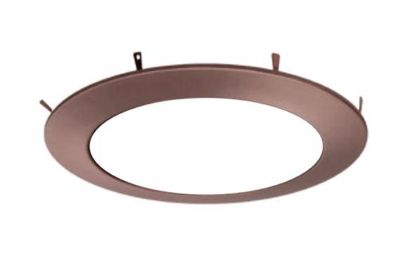 Products Elite Lighting Rl670 Rt Bz Color Ring Trim For