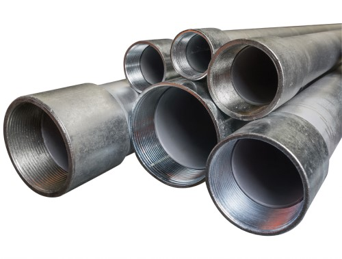 "1 1/2"" GALV RIGID CONDUIT"