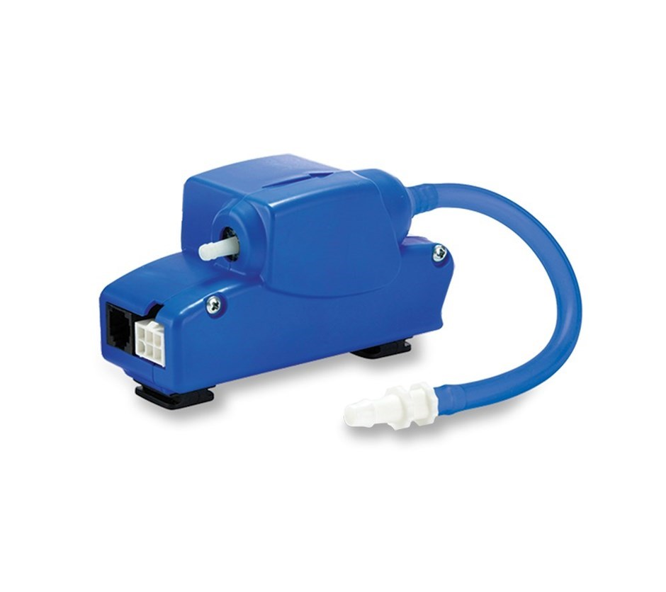 Little Giant 553507 EC-1-DV Series Automatic Condensate Removal Pump, 2.7 gph, 1/4 in Outlet, 33 ft Shutoff Head, 18 W