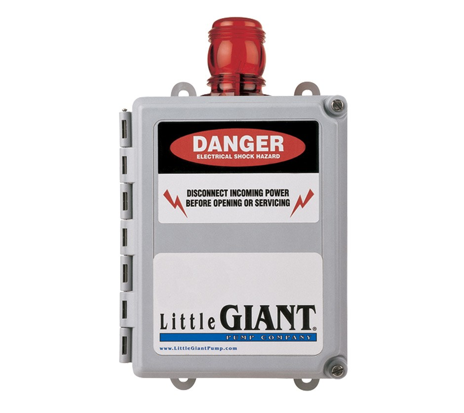 Little Giant 513297 Junction Box Alarm Kit