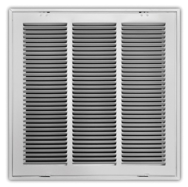 Products   TRUaire 190RF 12X24 1-Way Stamped Face Return Air