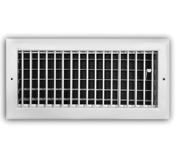 Products Truaire 210vm 16x10 Single Deflection Wall Ceiling Register 16 X 10 In Steel
