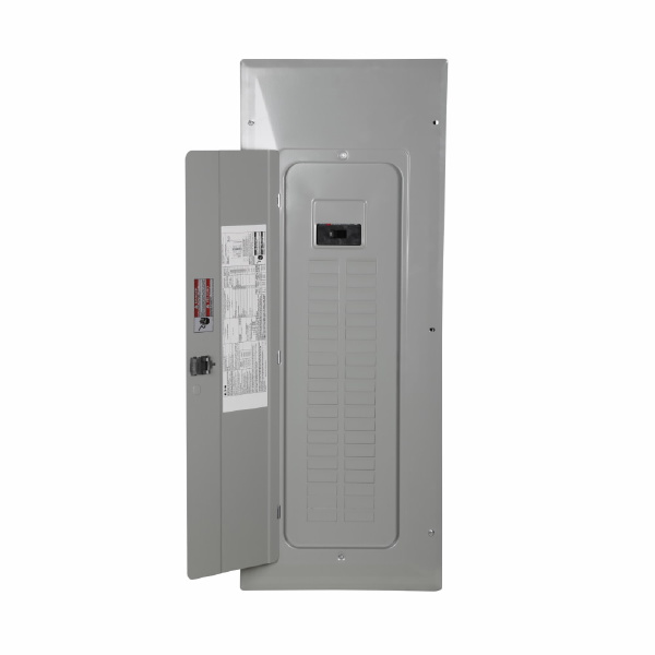 BR 1-Phase Main Breaker Loadcenter, 120/240 VAC, 200 A, 25 kA Interrupt