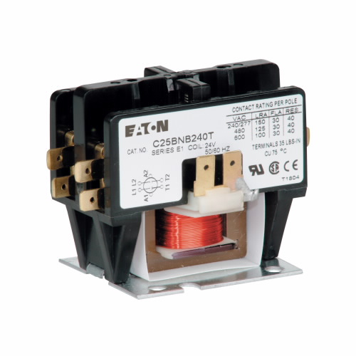 EATON 9-2756-2 Type B Magnetic Coil, Size 3, 220/240 VAC, 50/60 Hz, For Use With Freedom Series Contactors & Starters
