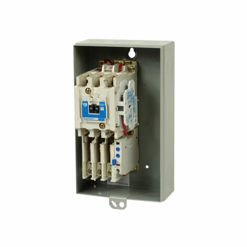 Freedom Non Combination/Non Reversing Line Enclosed Control, 110 to 120 V Coil, 3 Poles, NEMA 1