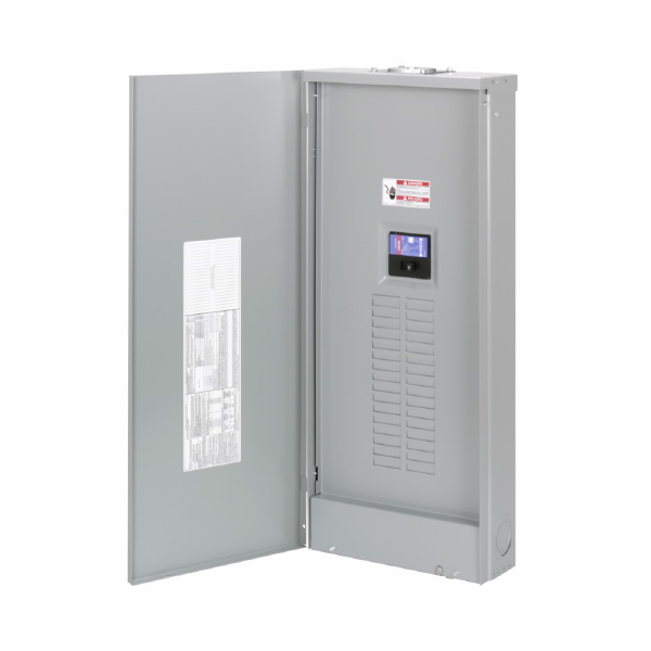 Pow-R-Stock Plus Panelboard Enclosure, NEMA 3R, 72 in L x 20 in W x 5-3/4 in D, Galvanized Steel