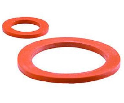 Legend 301-433 High Temperature Dielectric Union Steam Gasket, 1/2 in, 0.64 in ID x 1.15 in OD x 0.11 in THK, Rubber
