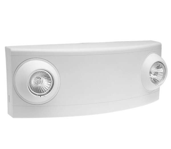 Hubbel LZ2 Dual Lite Designer Emergency Lighting Unit, 10W
