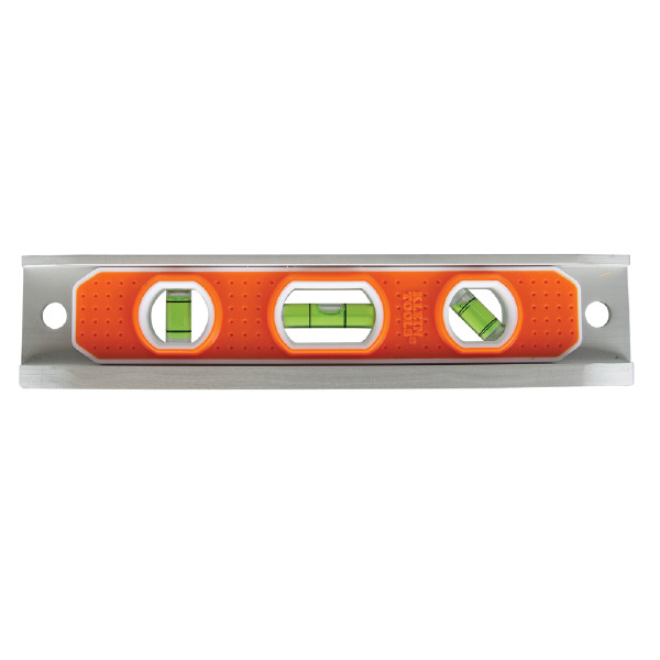 Klein Tools 935R 9-in Aluminum Torpedo Level, Rare Earth Magnet