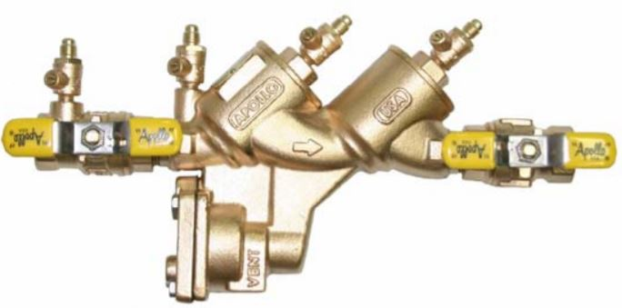 Apollo 4ALF-208-A2F Reduced Pressure Zone Valve, Lead Free