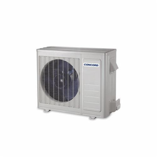 Allied 1.861001 4DHP Ductless Single-Zone Mini-Split Residential Outdoor Heat Pump, 0.75 ton Cooling