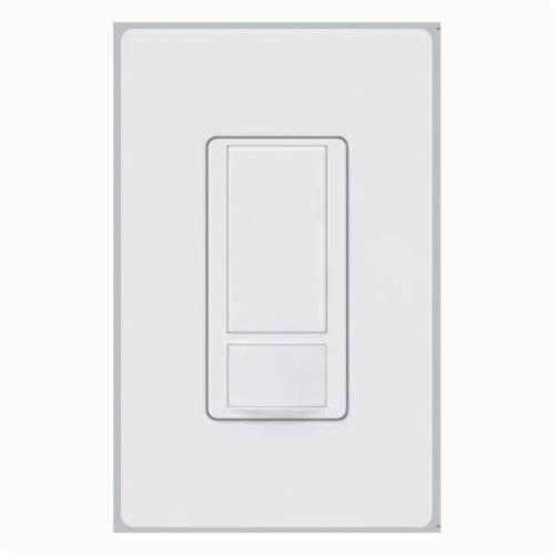 Lutron MS-OPS2-IV Occupancy Sensing Switch, For Use With Incandescent/Halogen/MLV/ELV/CFL/LED/Magnetic Fluorescent/Electronic Fluorescent