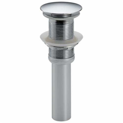 Delta 72172-BL Zura Push Pop-Up Drain Assembly, Metal Grid