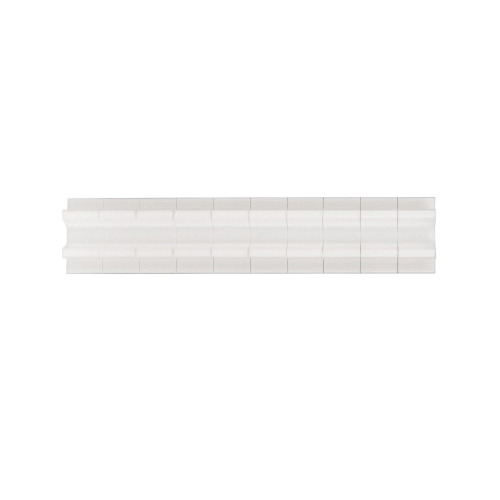 EATON XBMZB5V/21 ZB5 Vertically Numbered Marking Tag, 21 through 30, Polyamide 6.6, White
