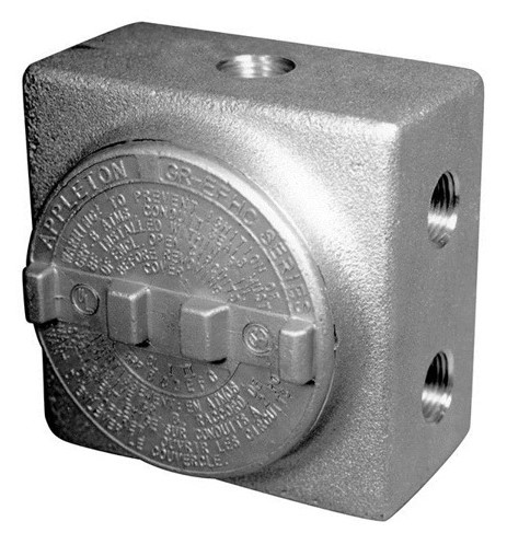 Products Appleton Unilets Grss100 Dust Ignitionproof