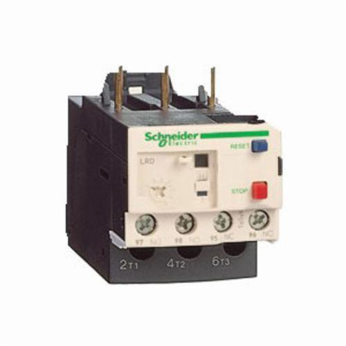 Schneider Electric TeSys LRD07 D-Line Thermal Overload Relay, 1.6 to 2.5 A, 1NO-1NC Contact Form