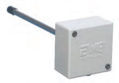 EWC SAS Supply Air/Return Air Sensor, For Use With Ultra-Zone Damper, 5-1/2 in Insertion
