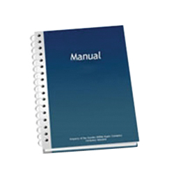 Reference & Training Manuals
