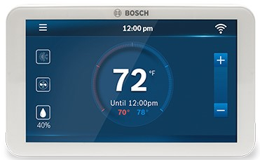 Bosch 8-733-948-009 Connected Control BCC100 Heat Pump Thermostat