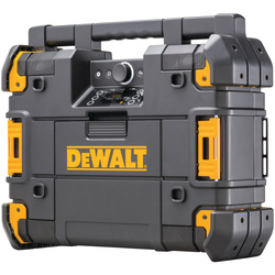 DeWALT DWST17510 TSAK Portable Connect Bluetooth Jobsite Radio and Charger
