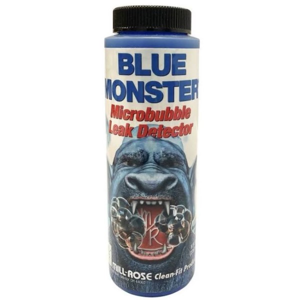 Blue Monster 71023 Microbubble 8 oz Leak Detector