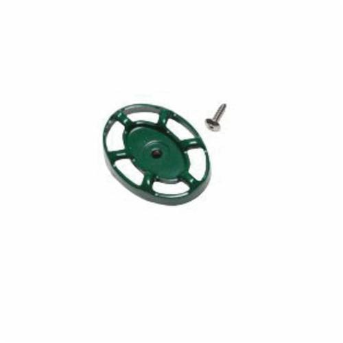 Arrowhead Brass PK1290 Replacement Oval Handle and Screw, Green