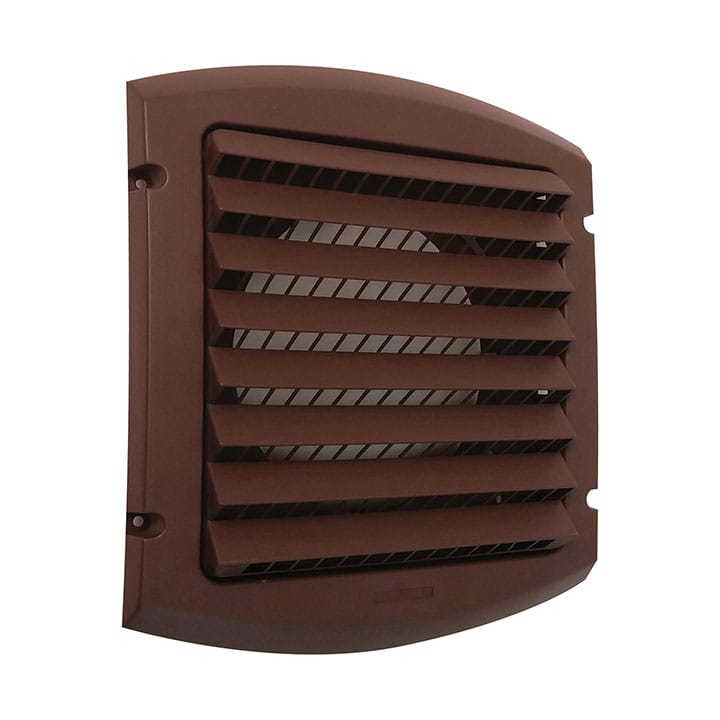 Dundas Jafine IH4BXZ  ProVent Intake Hood, Air Intake Cap Only, Brown