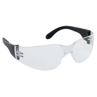 SAS 5340 NSX Wrap-Around Protective Eyewear Safety Glasses, Anti-Fog Lens, Scratch Resistant, Gray