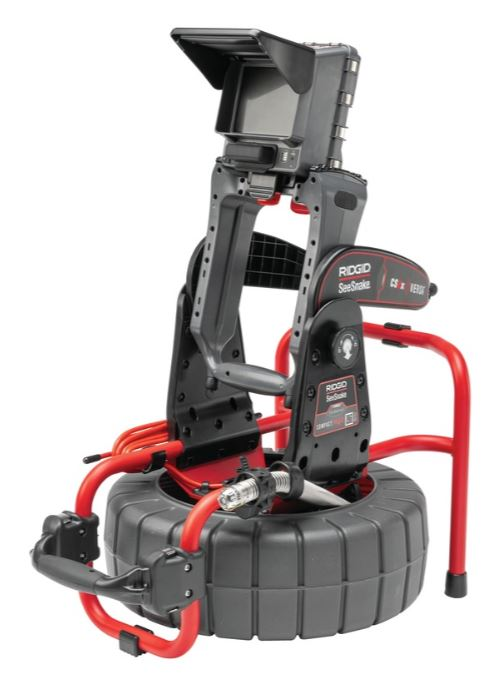 Products Ridgid 63818 Seesnake Compact M40 Camera System