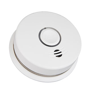 Kidde P4010ACS-W Wire-Free Interconnected AC Hardwired Smoke Alarm